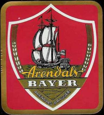 Arendals Bryggeri Lagerl