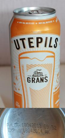 Datostempling for Grans Utepils (ny)