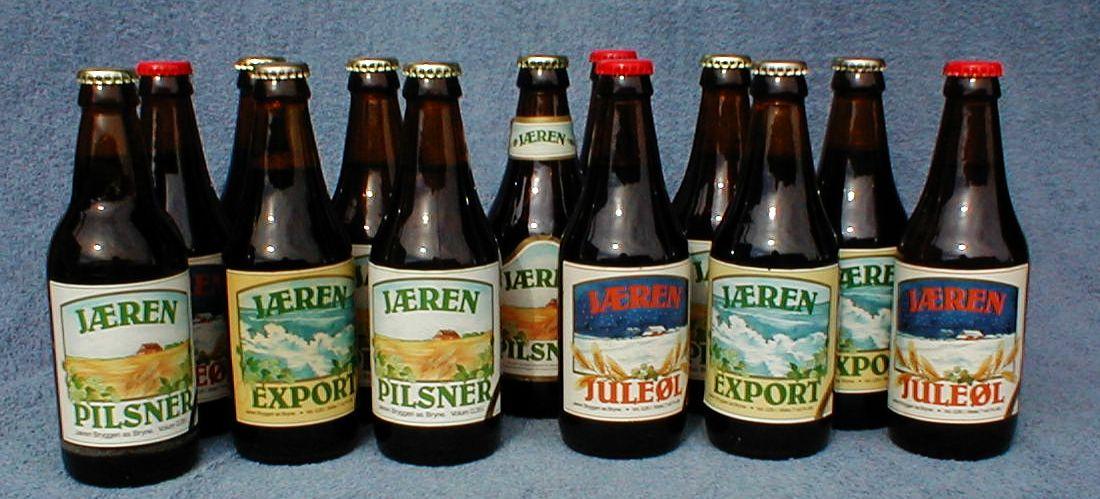 Flasker fra Jæren bryggeri