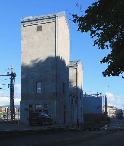 To Tårn, sett fra nordvest