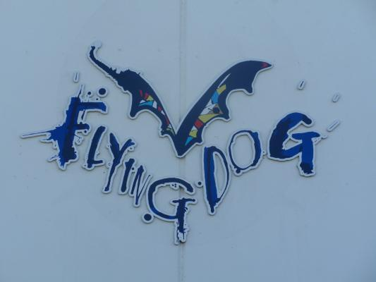 Flying Dog's logo